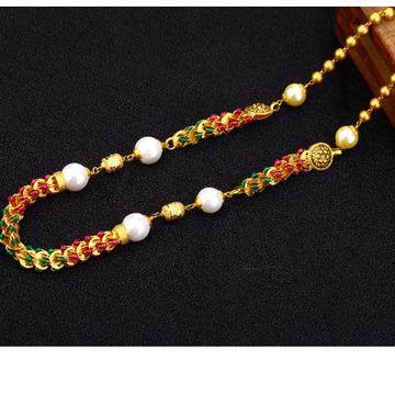 916 Gold Fancy  Moti Chain  Mala AC149