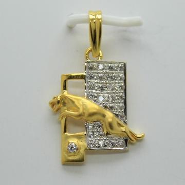 916 light weight chain pendant