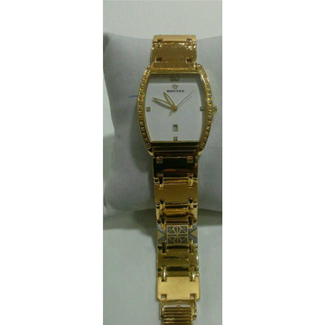 916 Gents Fancy Gold Watch G-1011