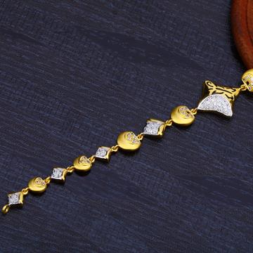 Ladies Gold Bracelet-LB150