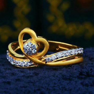 Exclusive Heart Shape Ladies Ring LRG -221