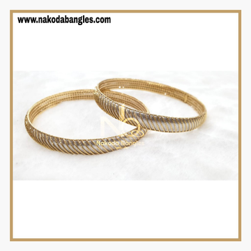 916 Gold Italian Bangles NB - 874