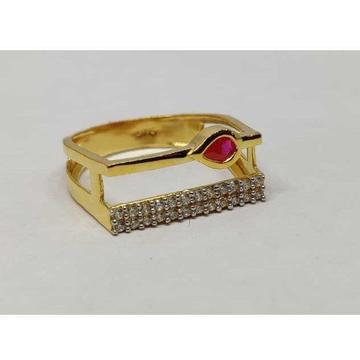 916 Gents Fancy Gold Ring Gr-26784