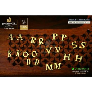 916 Plain Casting All Alphabet Tops