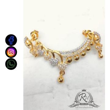 22 carat gold fancy daimond pendants RH-PD890