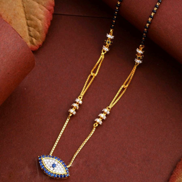 22KT/ 916 Gold ethically Pendant mangalsutra for l... by