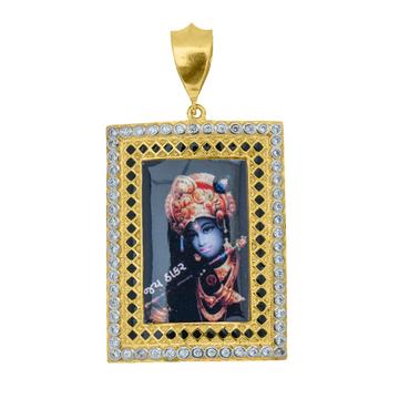 Krishna pendant ag-p003