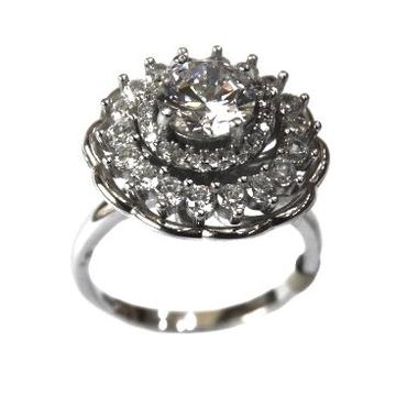 925 Sterling Silver Ring MGA - SR0087