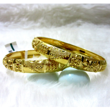 Plain carving bangles
