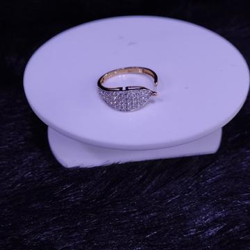 18KT/750  Rose Gold Antoine Ring For Women