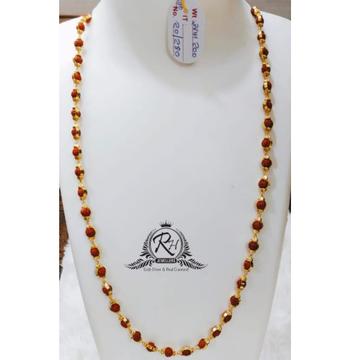22 carat gold lord shivji rudraksha RH-Rd950