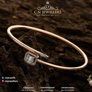 IMPORTED ITALIAN BRACELET IN ROSEGOLD 18CT by