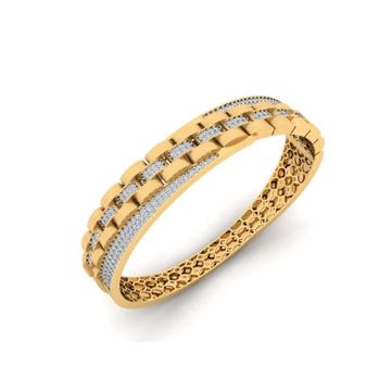 916 gold cz exclusive bracelet pj-b001