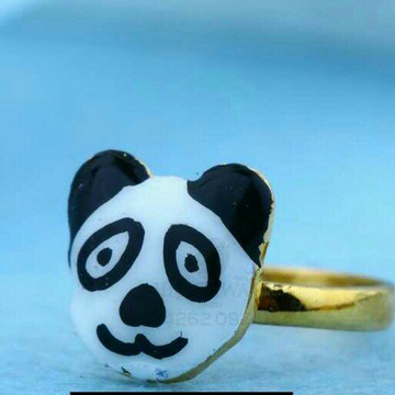 916 Cartoon Design Beby Ring