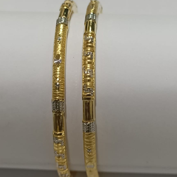 916 Gold Women's Fancy Cooper Kadali SG16 by