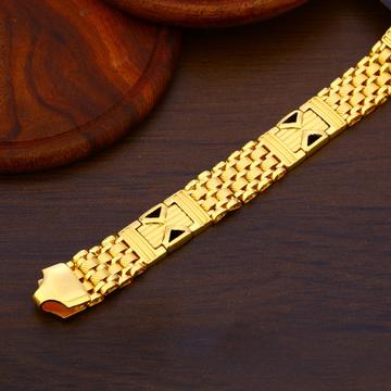 916 Gold Designer Bracelet MPB217