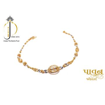 22KT / 916 Gold Casual Ware Bracelet For women LBG... by