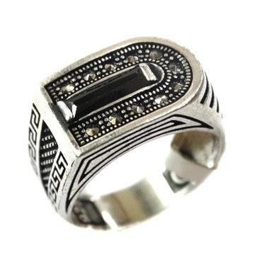 925 sterling silver ring mga - sr0042
