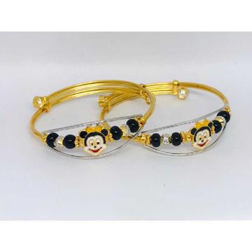 22k Fancy Gold Micky Kadli B-53006