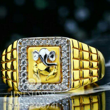 Casting Gents Ring 916