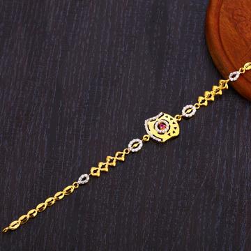 22CT Gold Exclusive Ladies Bracelet LB304