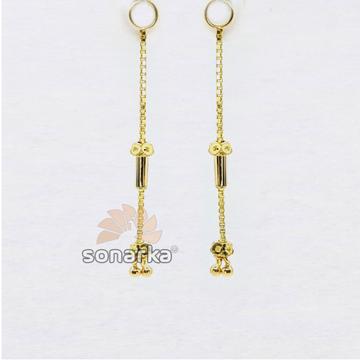 Lightweight Gold Latkan For Tops SK - E010
