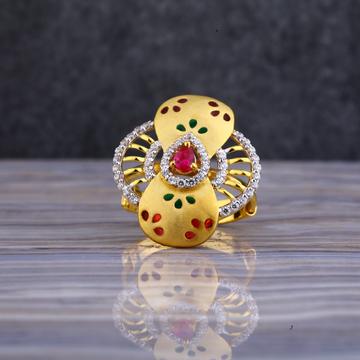 22kt Gold Exclusive Ring LLR113