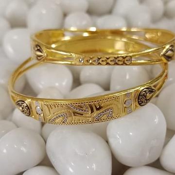 916 Gold Women's Ghaba Kadali SG54 by