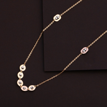 18 CT Rose gold by