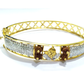 22KT Gold Gents Bracelet by