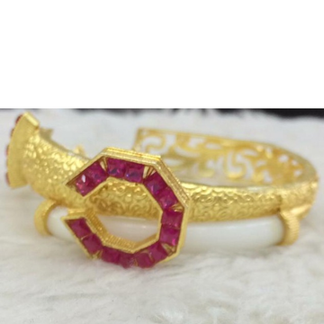 916 gold Rubi ladies kada Bracelet