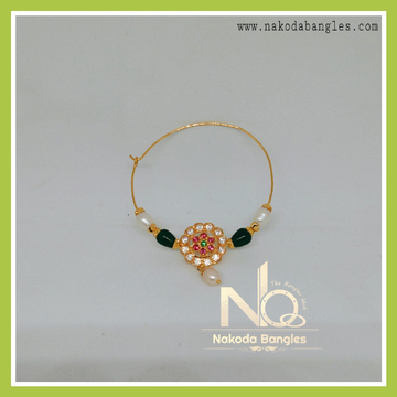 916 Gold Antique Nath NB-270