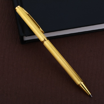 Mens 18K Gold Ball Pen-BP06