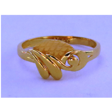 916 plain casting fancy ring