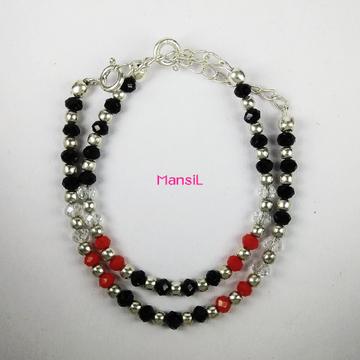92.5 sterling silver Baby najriya bracelet ML-103