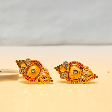 Gold 916 Hallmark Unique Design For Women by Pratima Jewellers