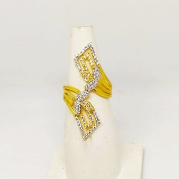 22 k Gold Ring. NJ-R0987