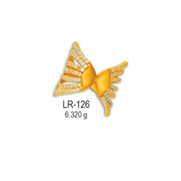 CZ-Gold-Ladies-Ring-LR-126
