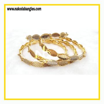 916 Gold Italian Bangles NB - 871