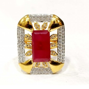 22 k Gold Fancy Cocktail Ring. NJ-R0996