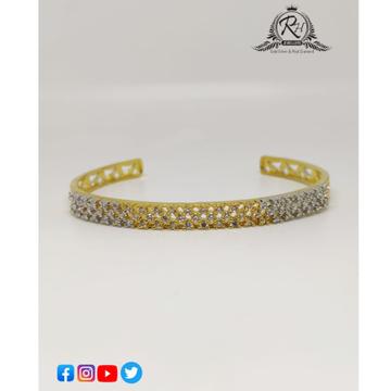 22 carat gold fancy ladies kada RH-LK629