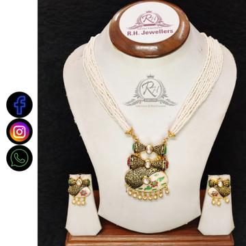 22 carat gold traditional ladies set RH-LS421