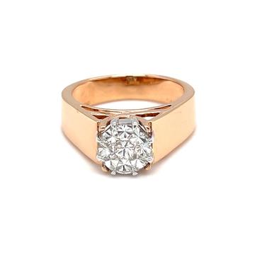 Eva cut diamond classic engagement ring for solita...