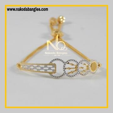 916 Gold CNC Bracelet NB - 646