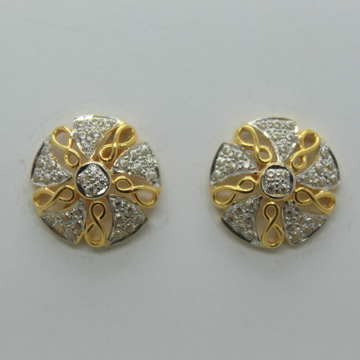 916/22k light weight gol earrings