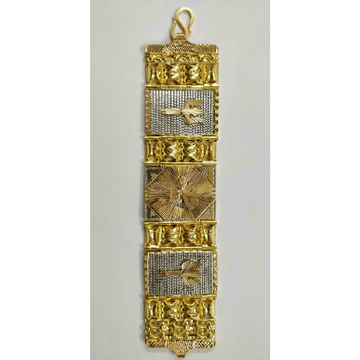 22K/916 Gold Fancy Exclusive Bracelet