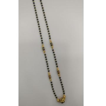 22 carat gold  fancy ladies mangalsutra RH-LM938