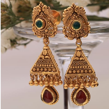 antique earring 916/ by