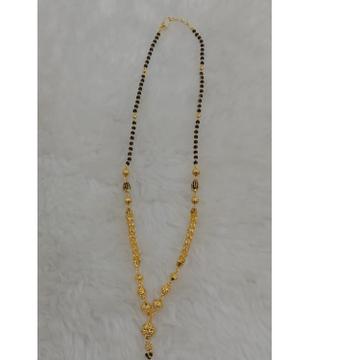 916 Gold Daliy Wear Dokiya Mangalsutra RH-MS11