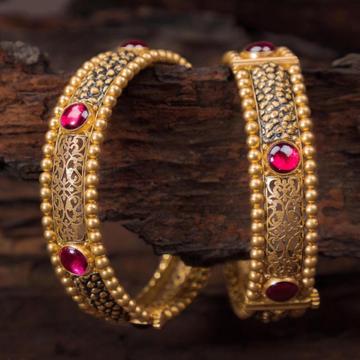916 Gold HM Jadter Bridal Patala RH-BB08